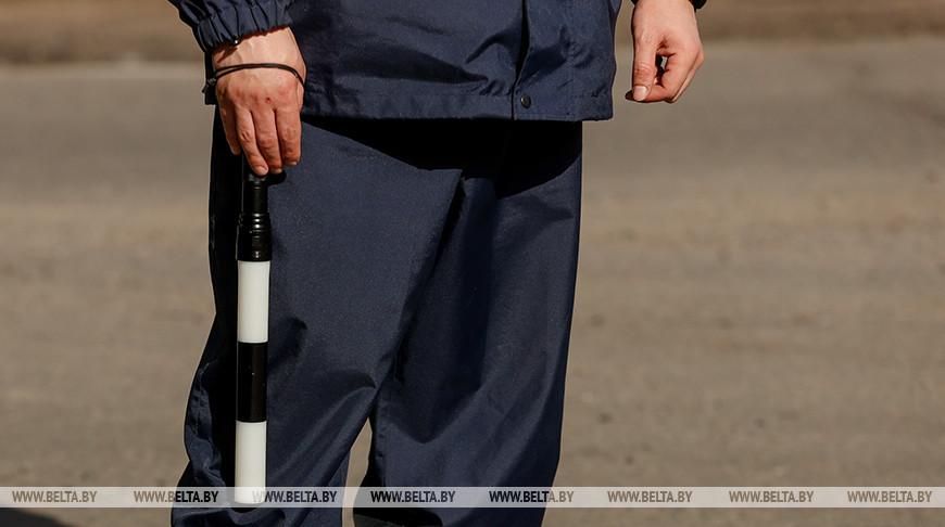 Задержание бесправника в Белыничах закончилось ночной погоней со стрельбой