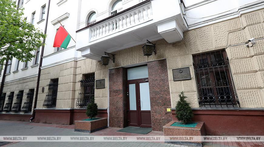 ГПК выясняет обстоятельства инцидента на белорусско-литовской границе