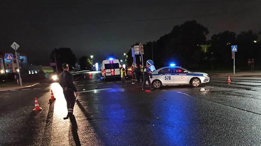 В Гродно автомобилист с четырехмесячным стажем насмерть сбил мужчину