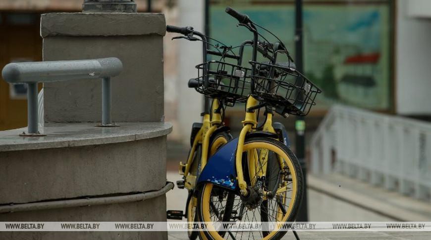 В Минске за семь месяцев произошло 29 наездов на велосипедистов