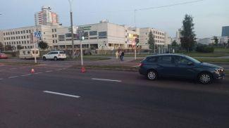 Фото ГАИ МВД Мингорисполкома