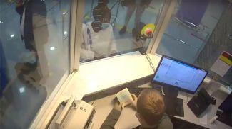 Скриншот из видео Государственного пограничного комитета