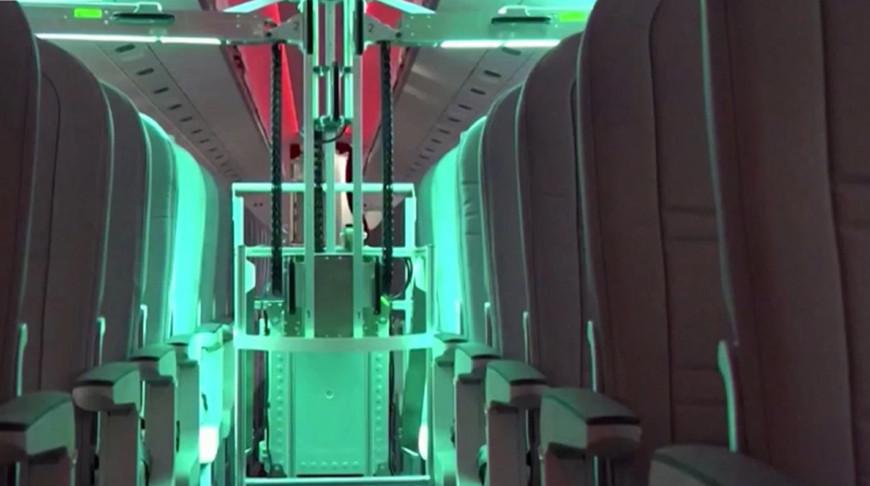 """Скриншот из видео """"МИР 24"""""""