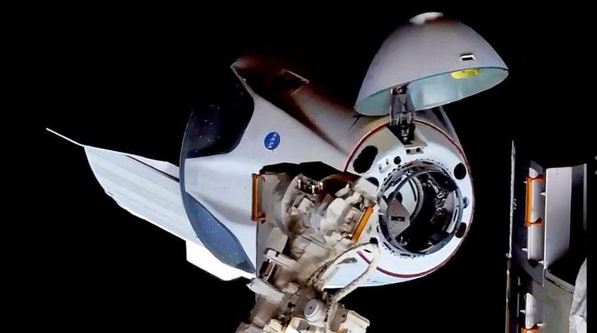 Фото EPA-EFE/NASA TV