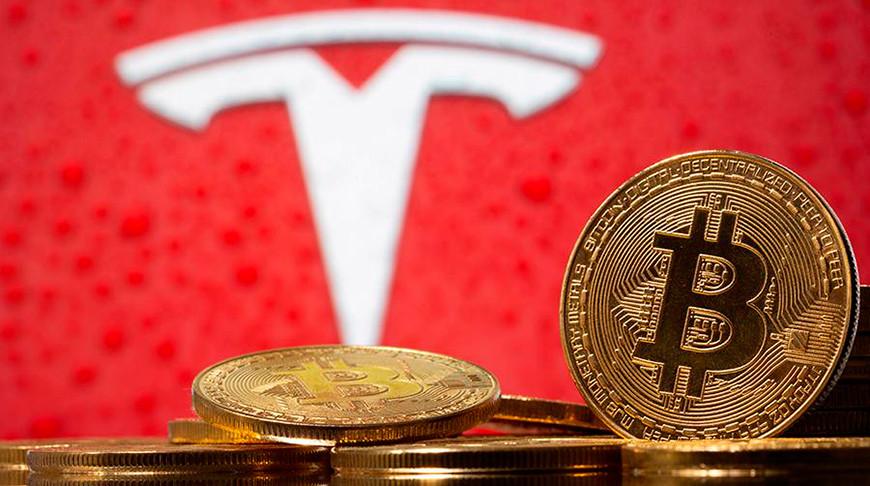 Илон Маск объявил о приостановке продаж электромобилей Tesla за биткоины
