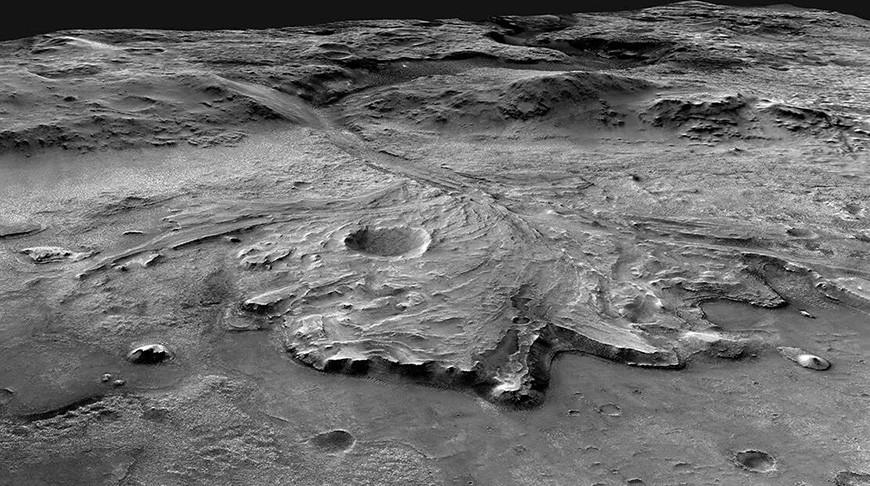 Фото NASA / JPL-Caltech/USGS