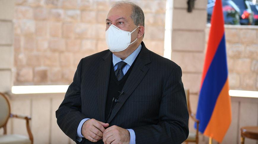 Армен Саркисян. Фото president.am