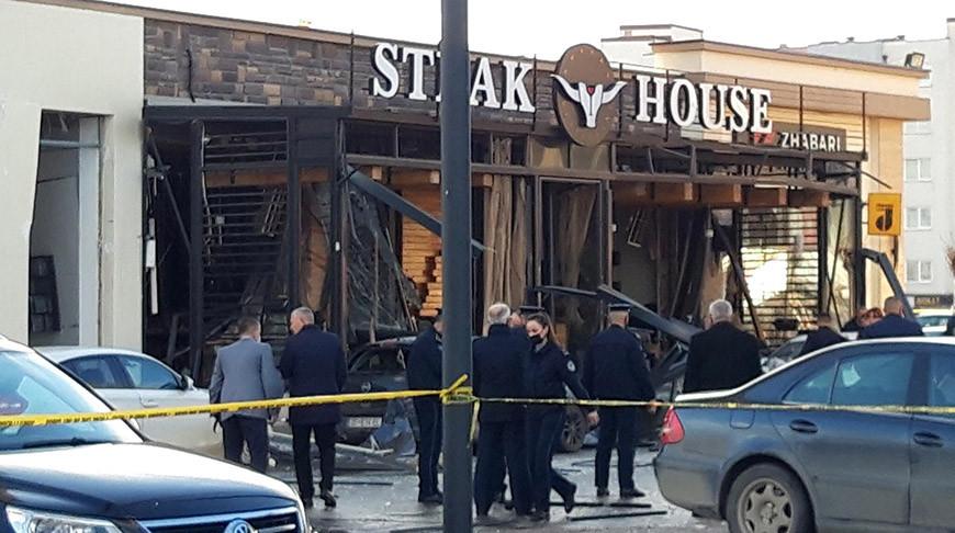 Число пострадавших при взрыве в кафе на юге Сербии возросло до 42