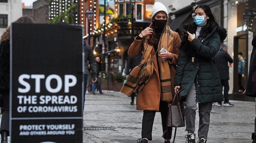 На улицах Лондона. Фото Picture Alliance