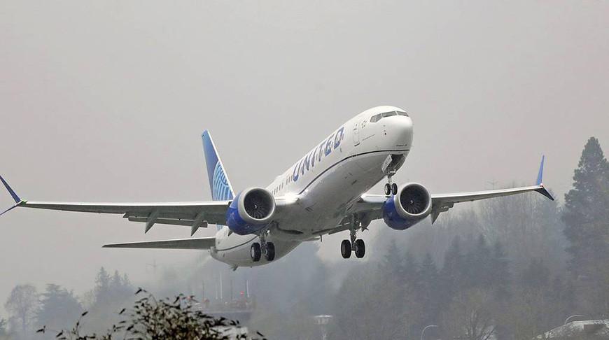 Boeing 737 MAX. Фото  AP