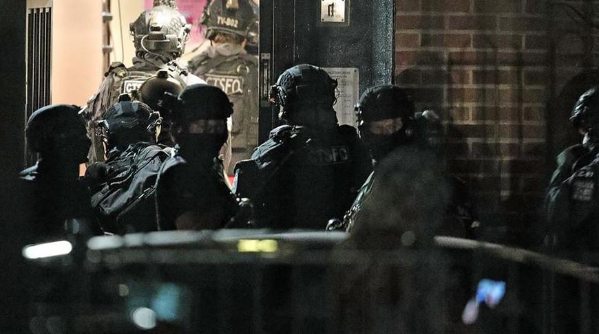 На месте теракта. Фото Picters Aliance