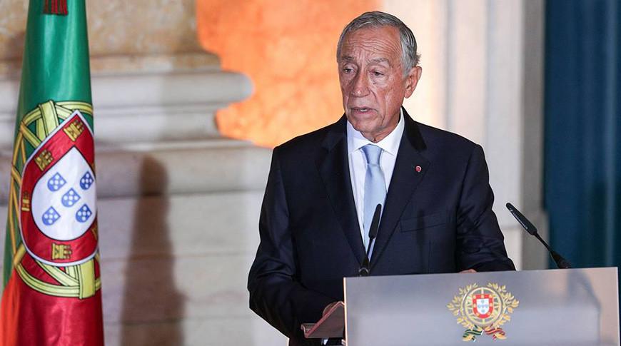 Марселу Ребелу ди Соуза. Фото  EPA - EFE