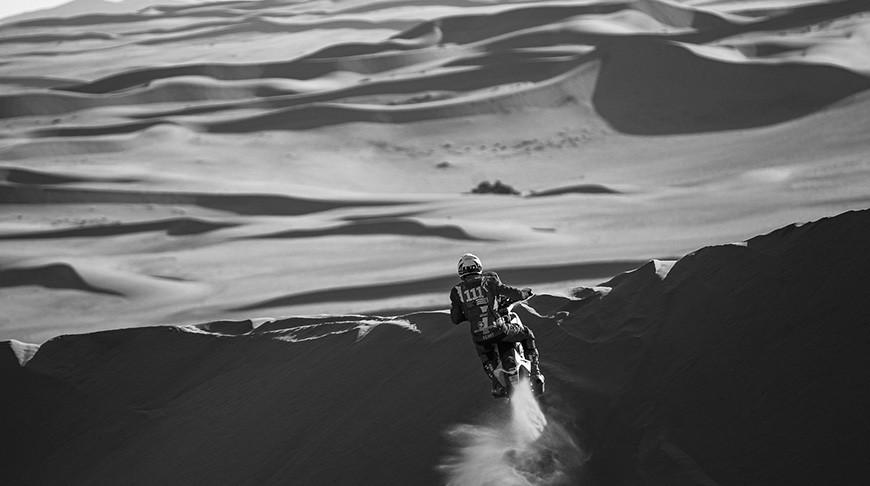 Фото из Facebook-аккаунта Dakar Rally
