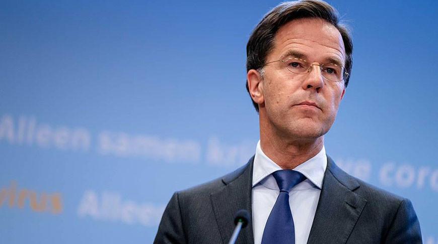 Премьер-министр Нидерландов Марк Рютте. Фото  EPA - EFE