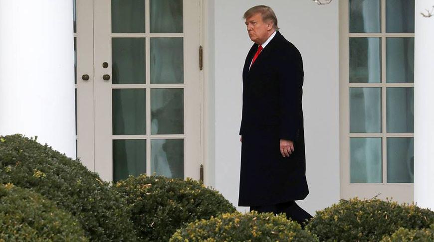 Президент США Дональд Трамп. Фото Reuters