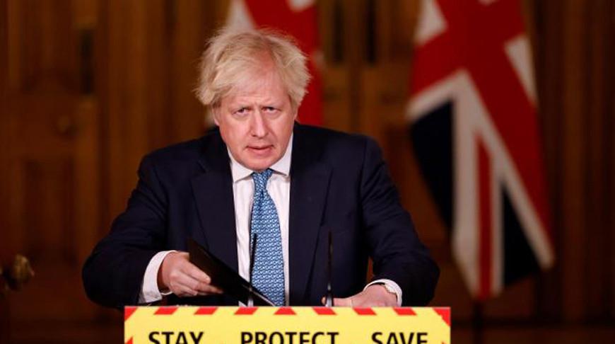 Борис Джонсон. Фото BBC