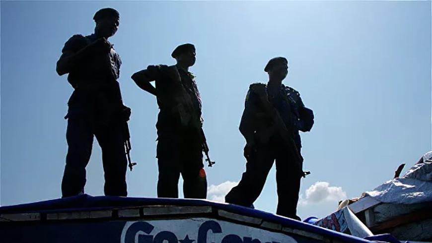 Полиция Конго. Фото Flickr/Bart Wursten