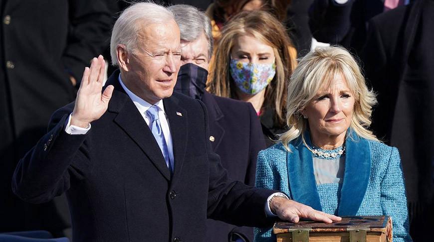 Президент США Джозеф Байден и его жена Джилл. Фото  Reuters