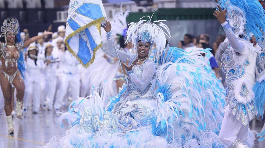 """Фото из ВК-аккаунта """"Карнавал в Рио-де-Жанейро"""""""