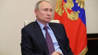 Владимир Путин. Фото ТАСС