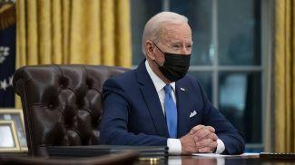Джозеф Байден. Фото AP Photo