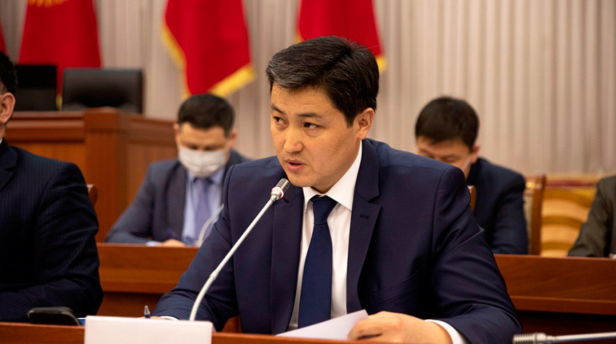 Улукбек Марипов. Фото Кабар