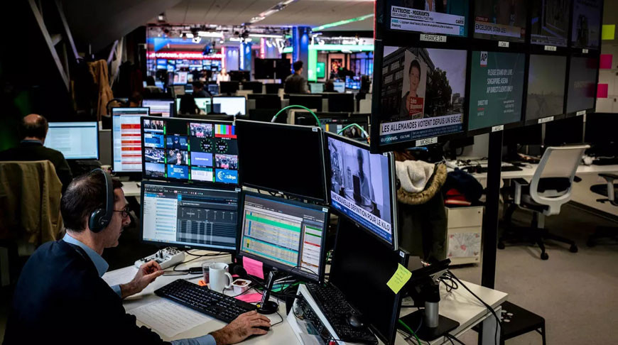 Сотрудники Euronews устроили 24-часовую забастовку