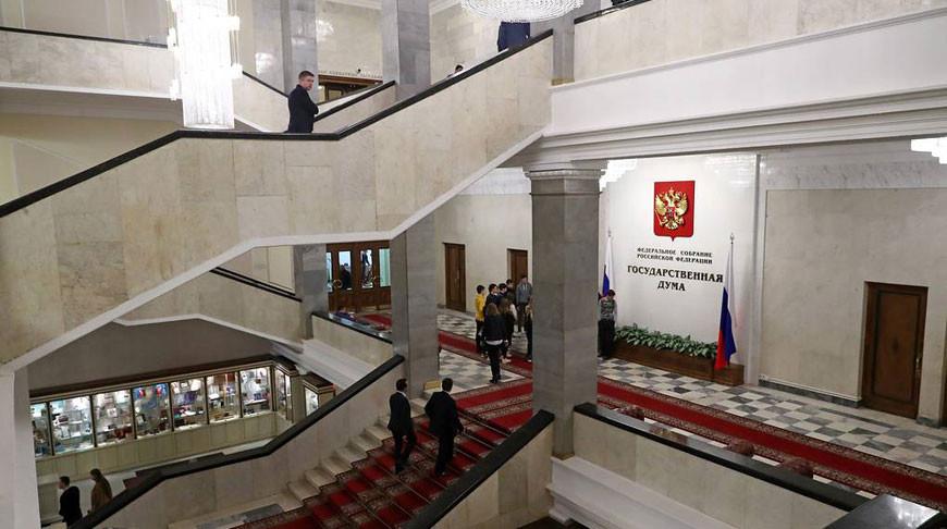 В Госдуме РФ выявили схожесть незаконных акций в Москве и Минске