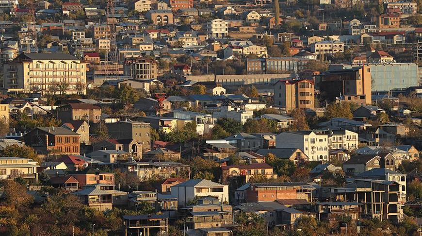 Ереван. Фото ТАСС