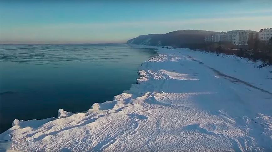 Холода в Европе: замерзшее Балтийское море и сибирские морозы в Греции