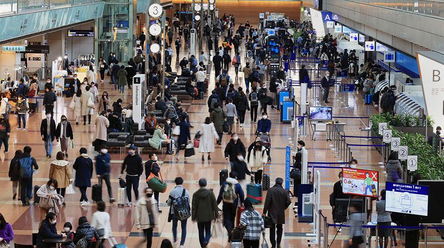 Аэропорт Ханэда. Фото Global Look Press