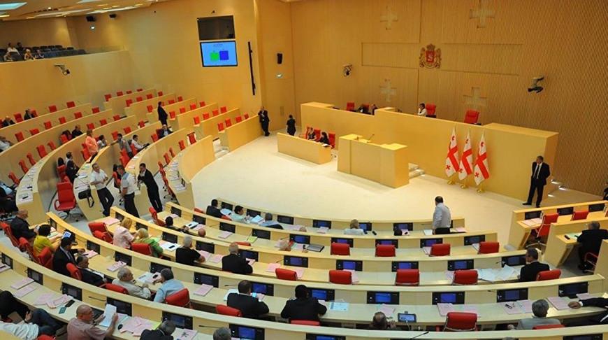 Парламент Грузии. Фото Wikimedia
