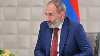 Никол Пашинян. Фото из архива ТАСС