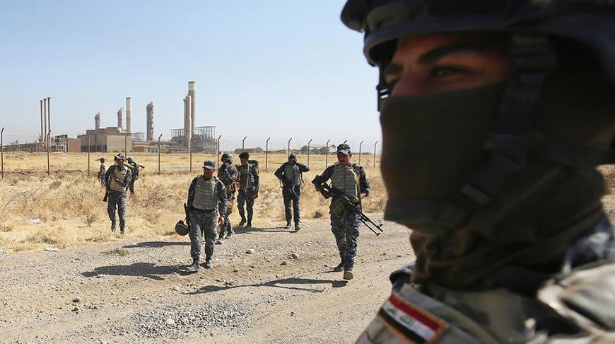 Иракские военные. Фото  Getty Images