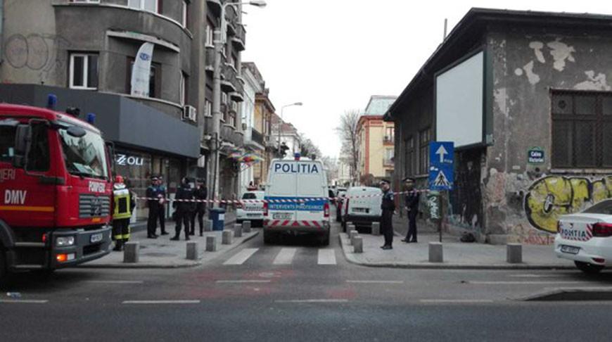 Угроза взрыва в здании Американской школы в Бухаресте не подтвердилась
