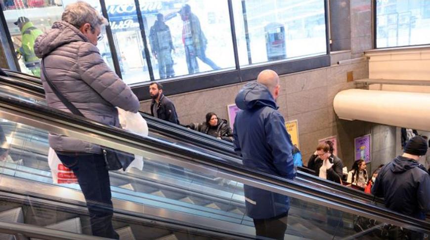 Вокзал в Стокгольме. Фото  Reuters