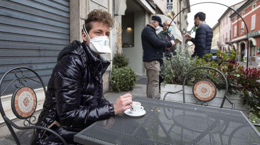 В Италии число инфицированных коронавирусом превысило 3 млн