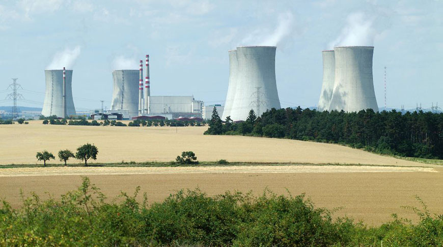 Власти Чехии выдали разрешение на строительство нового энергоблока для АЭС 'Дукованы'