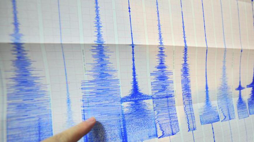 Землетрясение магнитудой 4,8 произошло на северо-востоке Японии