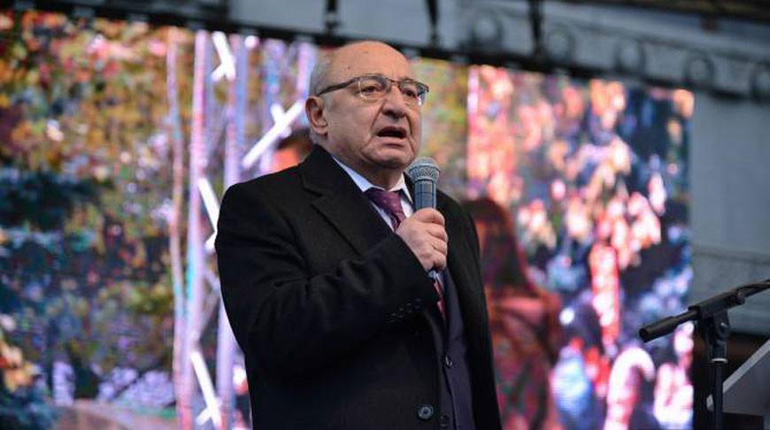 Вазген Манукян. Фото АРМЕНПРЕСС