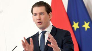 Себастьян Курц. Фото Die Presse