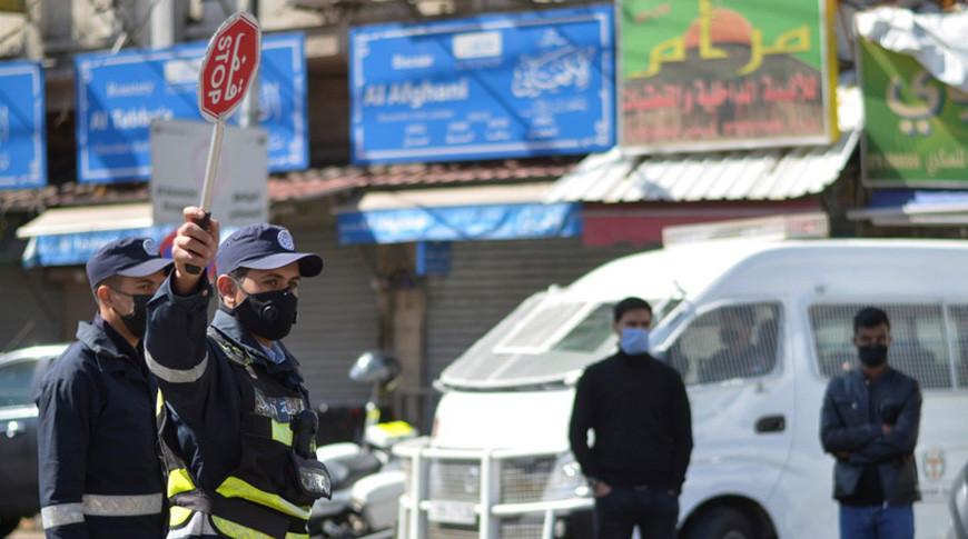 В Иордании после ужесточения карантинного режима начались акции протеста
