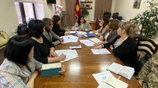Фото сайта мэрии Бишкека
