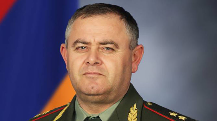 Артак Давтян. Фото mil.am