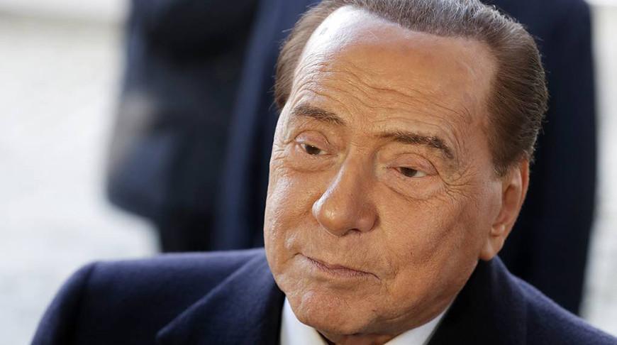 Сильвио Берлускони. Фото  EPA -EFE