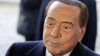 Сильвио Берлускони. Фото EPA-EFE