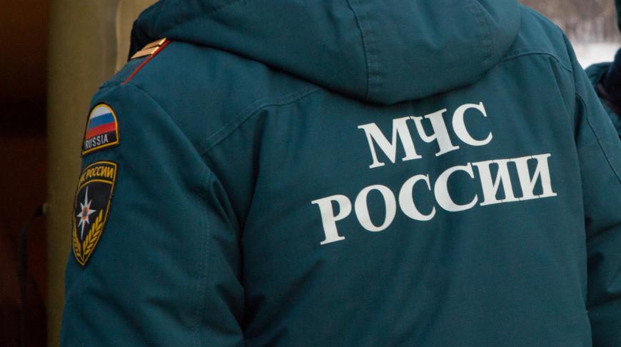 В Новой Москве из-за взрыва газа разрушен дом