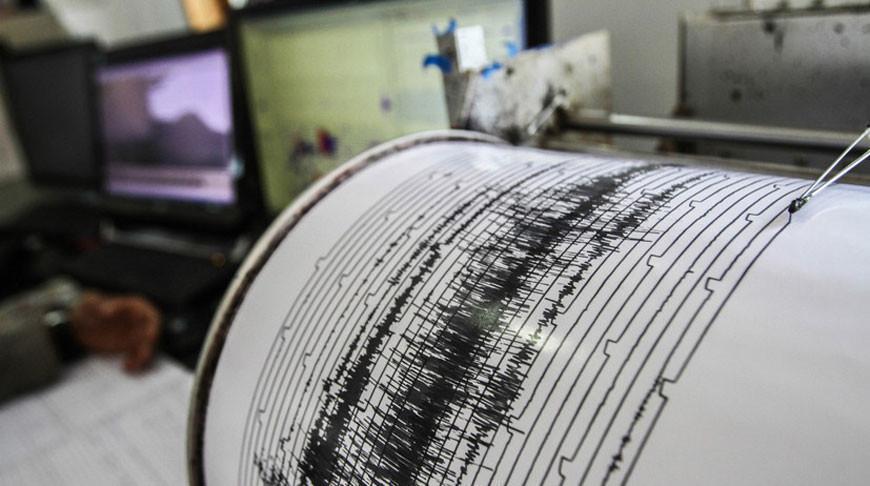 У побережья Камчатки произошло землетрясение магнитудой 4,9