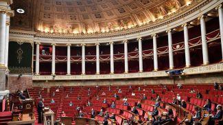 Национальная ассамблея Франции. Фото Reuters