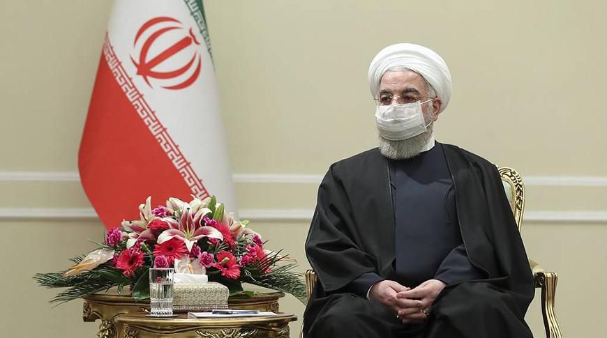 Хасан Роухани. Фото  AP Photo